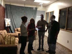Ezekiel 33 Southern Gospel Quartet Recording